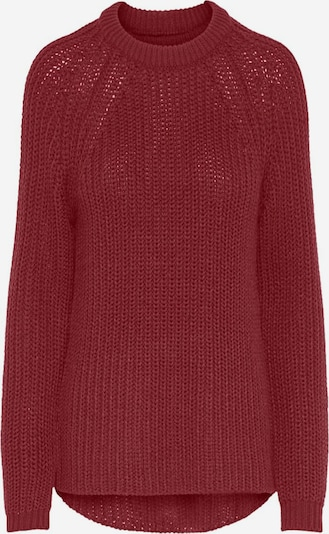 ONLY Carmakoma Pullover in rot, Produktansicht