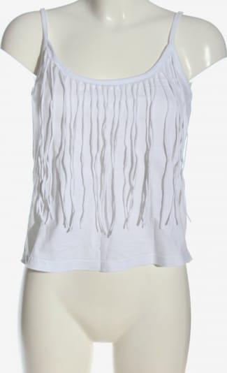 Tezenis Spaghettiträger Top in S in weiß, Produktansicht