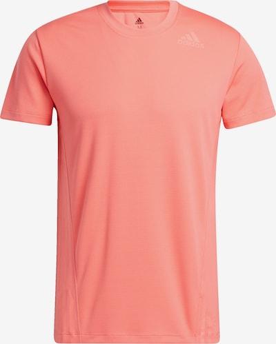 ADIDAS PERFORMANCE T-Shirt in pastellorange, Produktansicht