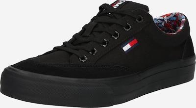 Tommy Jeans Ниски маратонки в черно, Преглед на продукта