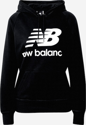 new balance Sweatshirt 'Essentials' in schwarz, Produktansicht