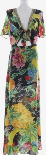 Camilla Seidenkleid in S in mischfarben / schwarz, Produktansicht