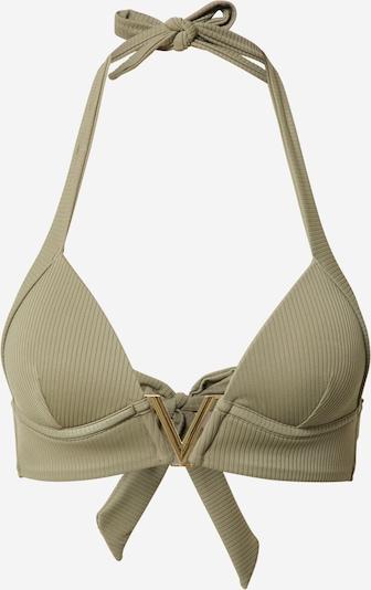 River Island Bikinitop in khaki, Produktansicht