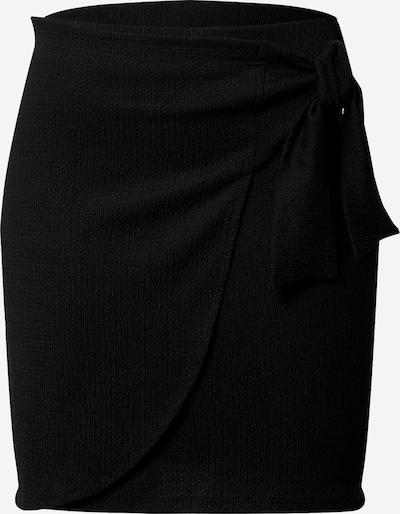 EDITED Jupe 'Alia' en noir, Vue avec produit