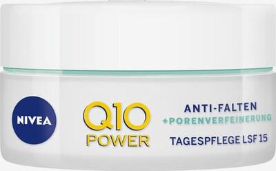 NIVEA Gesichtscreme 'Q10 Power' in weiß, Produktansicht