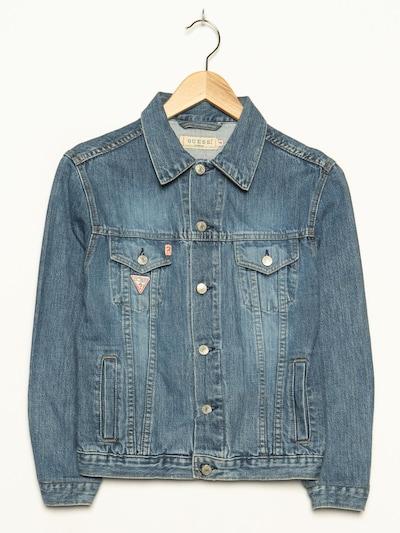 GUESS Jeansjacke in XS in blue denim, Produktansicht