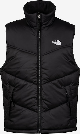 THE NORTH FACE Steppweste 'SAIKURU' in schwarz, Produktansicht