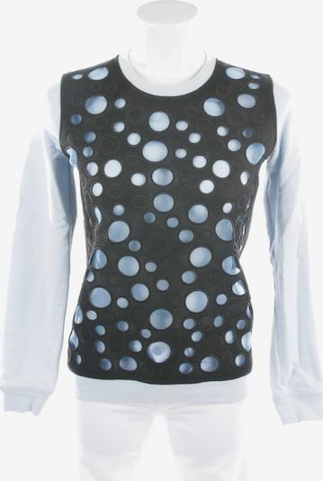 KENZO Sweatshirt  in XS in hellblau / schwarz, Produktansicht