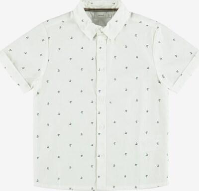 NAME IT Paita 'Fredo' värissä musta / luonnonvalkoinen, Tuotenäkymä