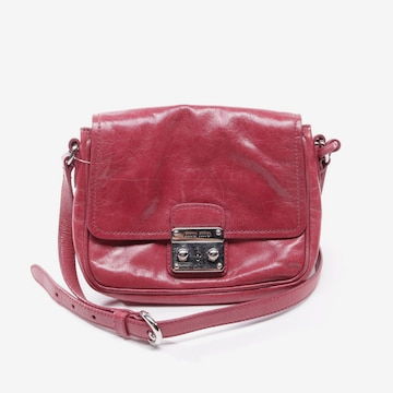 Miu Miu Abendtasche in One Size in Rot
