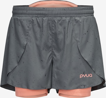 PYUA Workout Pants in Grey