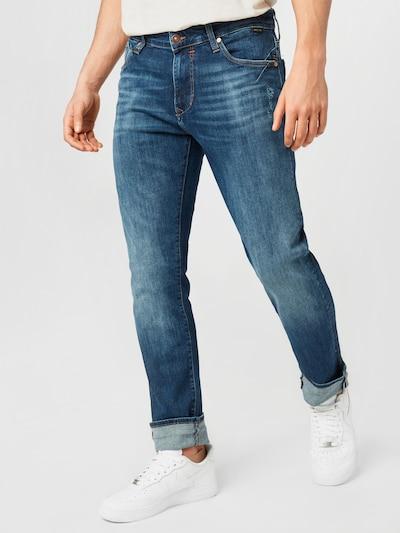Mavi Džínsy ' MARCUS ' - modrá denim, Model/-ka