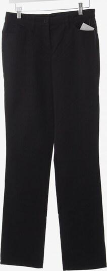 St. Emile Slim Jeans in 29 in schwarz: Frontalansicht