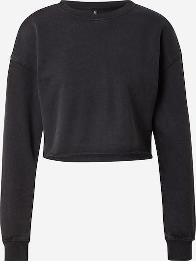 ONLY Sweat-shirt 'LUCINDA' en noir, Vue avec produit