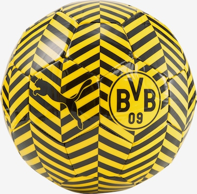 PUMA Bal 'BVB' in de kleur Goudgeel / Zwart, Productweergave