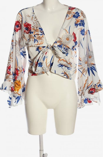 Storets Hemd-Bluse in M in blau / weiß, Produktansicht