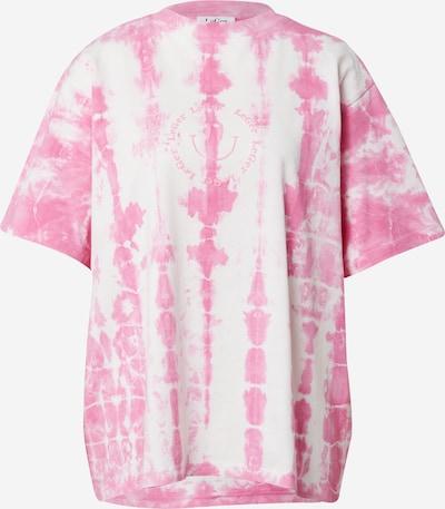LeGer by Lena Gercke Majica 'Fleur' u roza / bijela, Pregled proizvoda