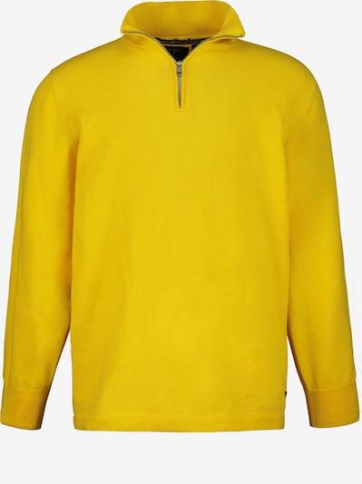 JP1880 Pullover in gelb, Produktansicht