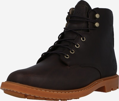 TIMBERLAND Lace-Up Boots 'Belanger' in Dark brown, Item view
