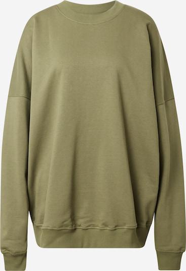 ABOUT YOU x Sofia Tsakiridou Sweatshirt 'Tilda' in grün, Produktansicht
