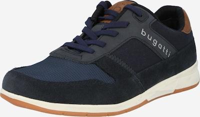 Sneaker bassa 'Mars' bugatti di colore blu / blu scuro / marrone chiaro / bianco, Visualizzazione prodotti
