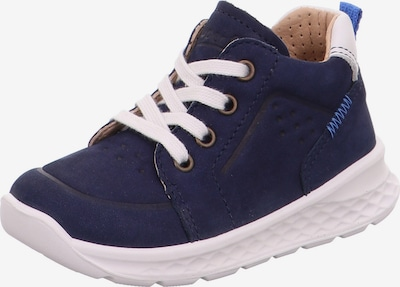 SUPERFIT Wandelschoen 'Breeze' in de kleur Navy / Wit, Productweergave