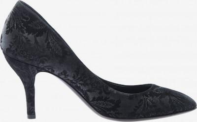 Gucci Klassische Pumps in 37,5 in schwarz, Produktansicht