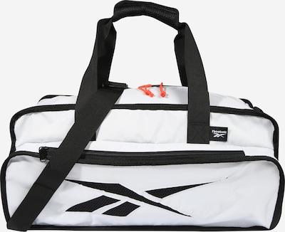 REEBOK Torba sportowa w kolorze jasnoszary / czarnym, Podgląd produktu