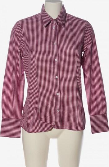 SEIDENSTICKER Langarmhemd in M in lila / weiß, Produktansicht