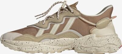 ADIDAS ORIGINALS Sneaker 'Ozweego' in braun / cappuccino / hellbraun, Produktansicht