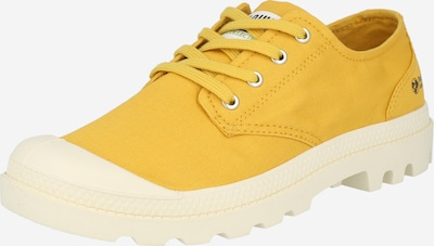 Palladium Sneakers low 'PAMPA' in kitt / mustard, Item view