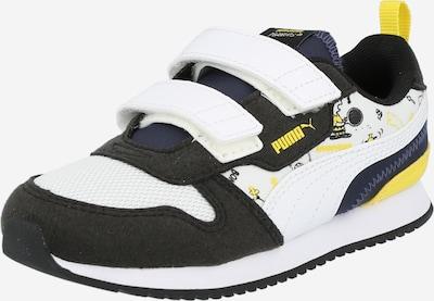 PUMA Sneaker in navy / gelb / schwarz / weiß, Produktansicht
