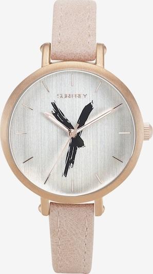 Suri Frey Montre à affichage analogique 'Britney' en or rose, Vue avec produit