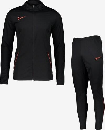 NIKE Trainingsanzug in rot / schwarz, Produktansicht