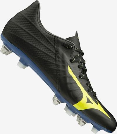 MIZUNO Fußballschuh in neongelb / schwarz, Produktansicht