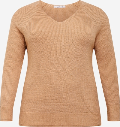 Z-One Sweater 'Marle' in light brown, Item view