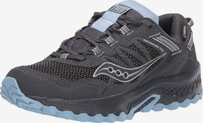 saucony Laufschuh 'Versafoam Excursion Tr13 GTX' in blau / schwarz, Produktansicht