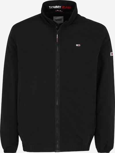 Tommy Jeans Plus Between-Season Jacket in Black, Item view