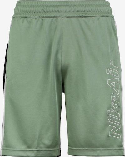 NIKE Sportbroek ' Air ' in de kleur Groen, Productweergave