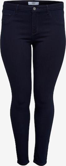 ONLY Carmakoma Kavbojke 'THUNDER' | temno modra barva, Prikaz izdelka