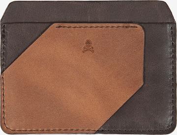 Scalpers Etui in Braun