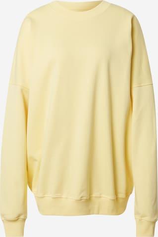 ABOUT YOU x Sofia Tsakiridou Μπλούζα φούτερ 'Tilda' σε κίτρινο