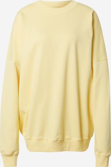 ABOUT YOU x Sofia Tsakiridou Sweatshirt 'Tilda' in gelb, Produktansicht