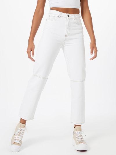 Trendyol Jeans in white denim, Modelansicht