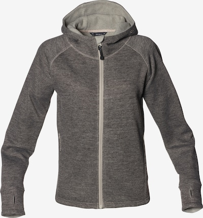 Isbjörn of Sweden Athletic Fleece Jacket 'WOOLY' in Grey, Item view