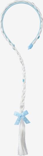 Six Haarreif 'Disney Frozen ELSA' in blau / perlweiß, Produktansicht