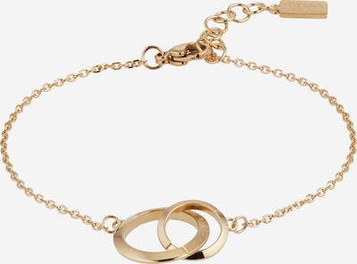 BOSS Casual Armband 'Ophelia' in de kleur Goud, Productweergave