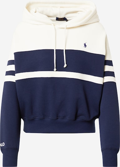 Polo Ralph Lauren Sweatshirt in Navy / White, Item view