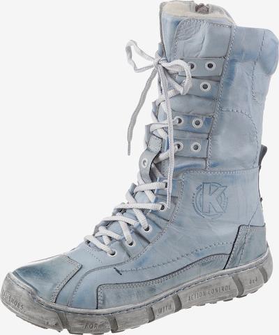 KACPER Schuh in hellblau, Produktansicht