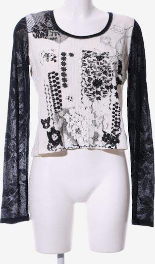 Biba Longsleeve in M in schwarz / weiß, Produktansicht